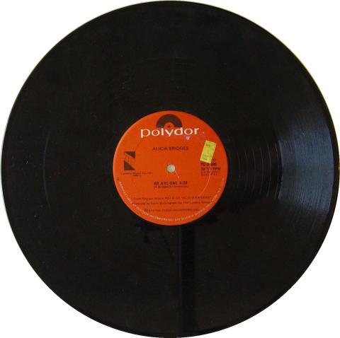 """Alicia Bridges Vinyl 12"""""""