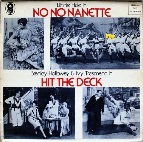 """Binnie Hale / Stanley Holloway & Ivy Tresmand Vinyl 12"""""""
