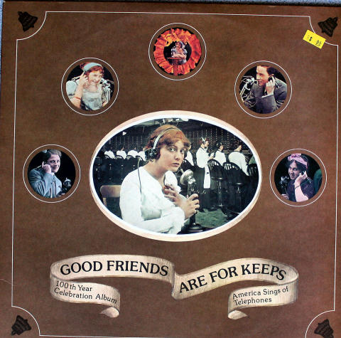 Good Friends Are For Keeps Vinyl 12""