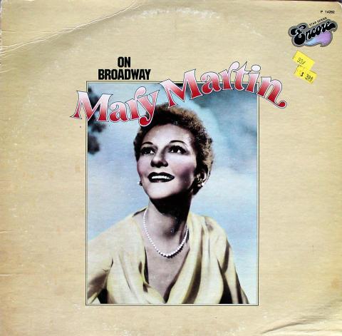 """Mary Martin Vinyl 12"""""""