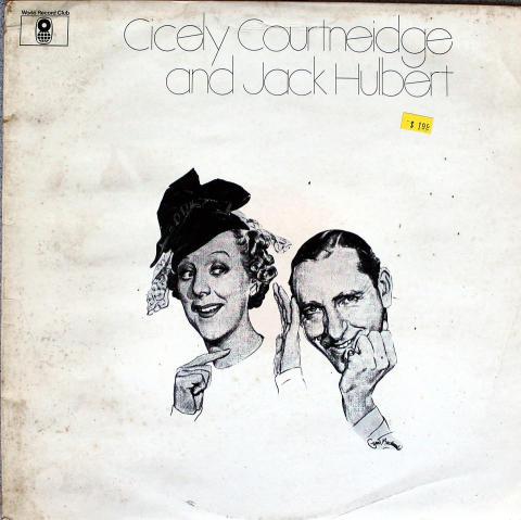 "Cicely Courtneidge And Jack Hulbert Vinyl 12"""