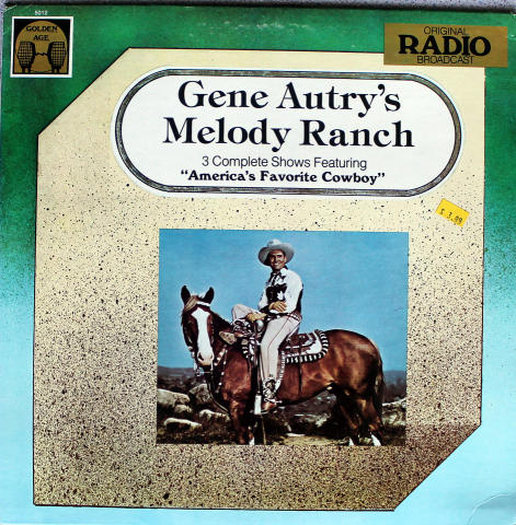 """Gene Autry Vinyl 12"""""""