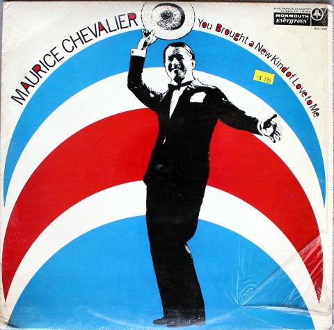 """Maurice Chevalier Vinyl 12"""""""