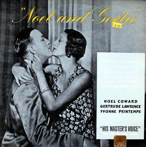 """Noel And Gertie Vinyl 12"""" (Used)"""