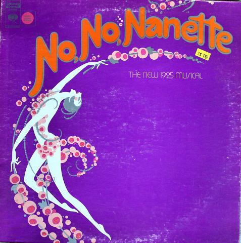 """No, No, Nanette Vinyl 12"""""""