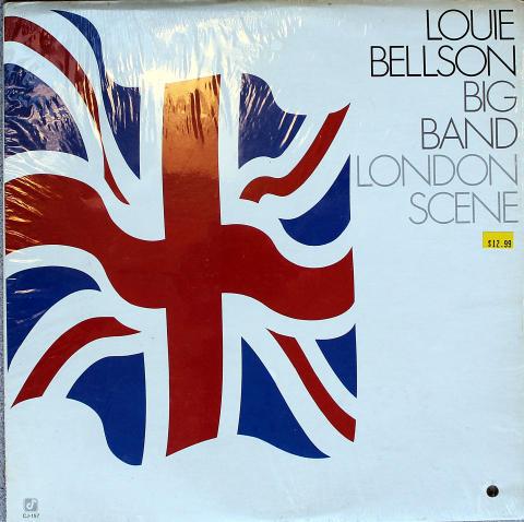"Louie Bellson Vinyl 12"""