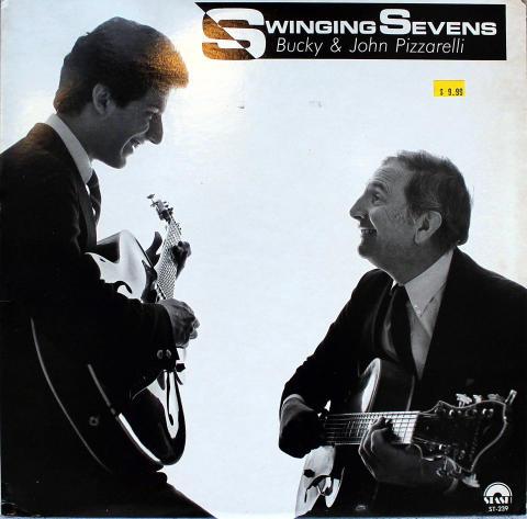 """Bucky & John Pizzarelli Vinyl 12"""""""