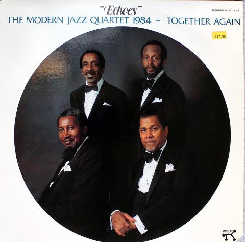 "The Modern Jazz Quartet 1984 - Together Again Vinyl 12"""