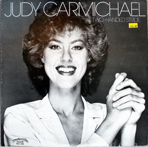 """Judy Carmichael Vinyl 12"""""""