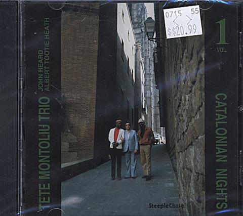 Tete Montoliu Trio CD