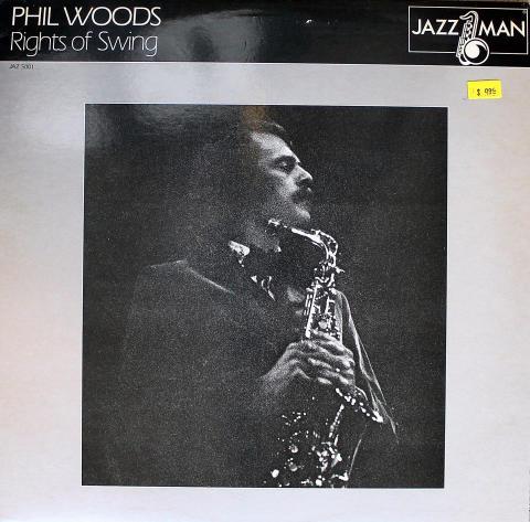 "Phil Woods Vinyl 12"""