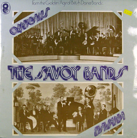 The Savoy Bands Vinyl 12""