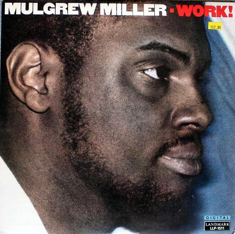 "Mulgrew Miller Vinyl 12"""