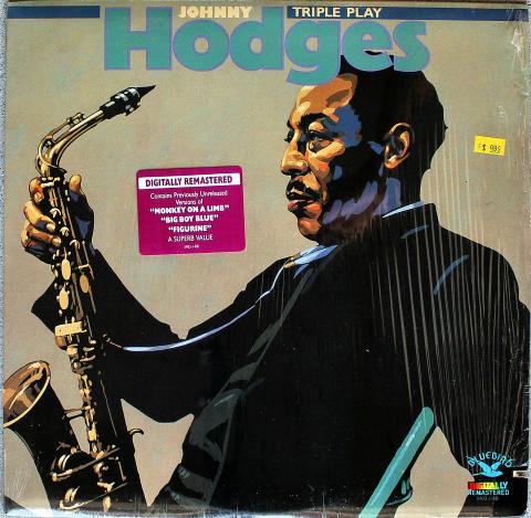 "Johnny Hodges Vinyl 12"""