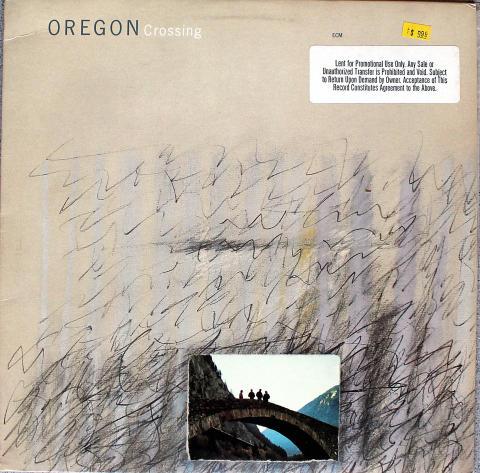 """Oregon Crossing Vinyl 12"""""""