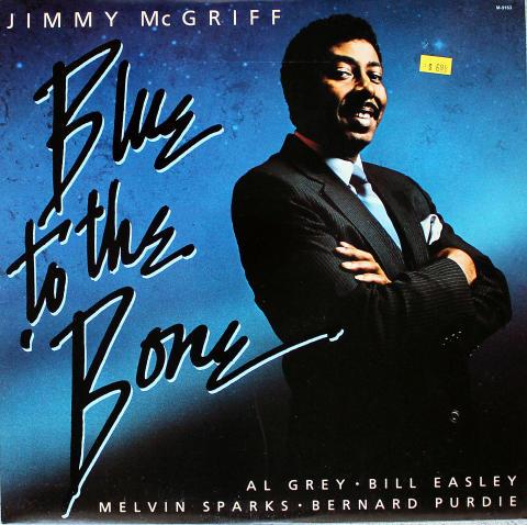 "Jimmy McGriff Vinyl 12"""