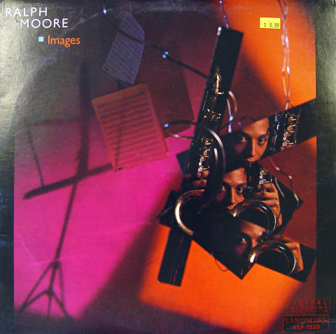 "Ralph Moore Vinyl 12"""