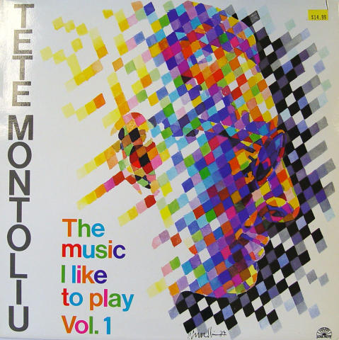 "Tete Montolio Vinyl 12"""