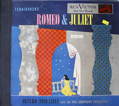 "Toscanini Vinyl 12"""