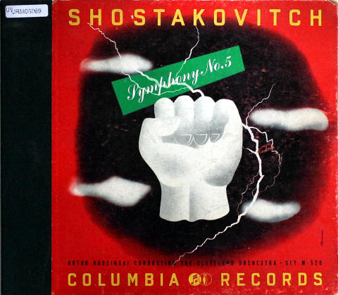 "Artur Rodzinski Conducting The Cleveland Orchestra Vinyl 12"""