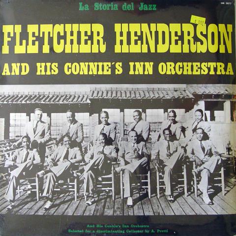 "Fletcher Henderson And His Connie's Inn Orchestra Vinyl 12"""