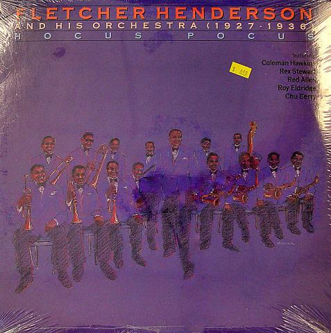 "Fletcher Henderson And His Orchestra (1927-1936) Vinyl 12"""