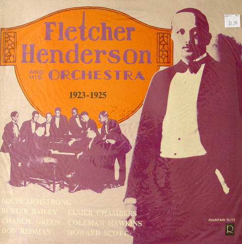 Fletcher Henderson And His Orchestra Vinyl 12""
