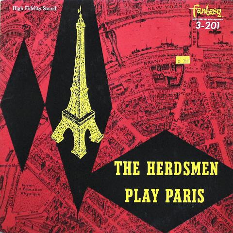 """The Herdsmen Vinyl 12"""""""