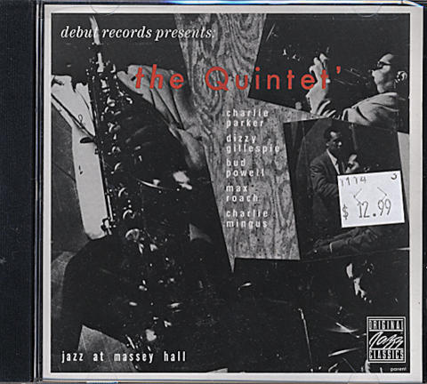 The Quintet CD