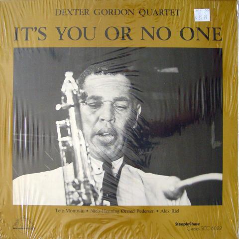"""Dexter Gordon Quartet Vinyl 12"""""""