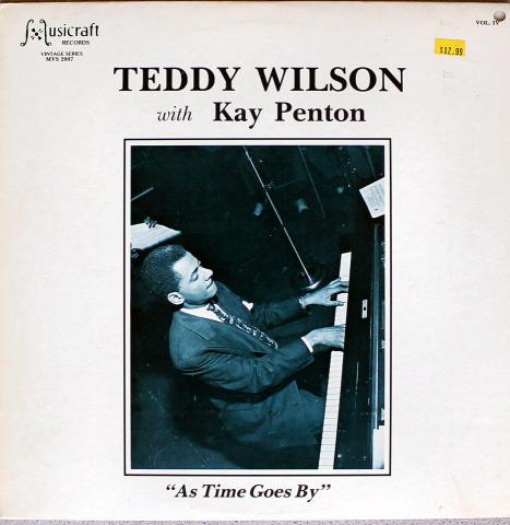 """Teddy Wilson With Kay Penton Vinyl 12"""""""