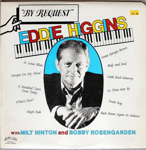 """Eddie Higgins Vinyl 12"""""""