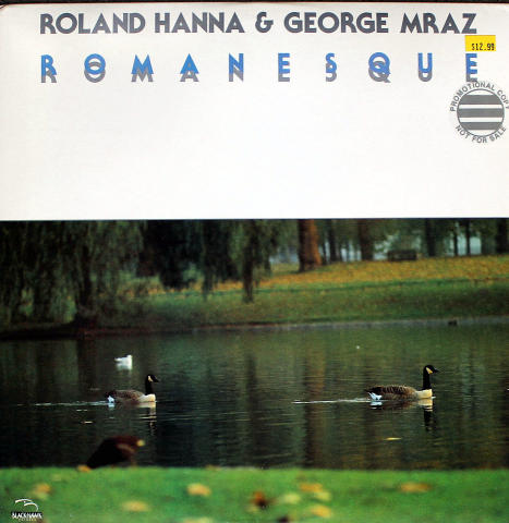 "Roland Hanna Vinyl 12"""