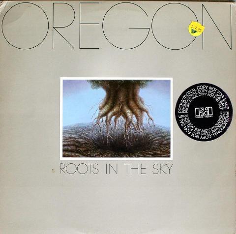 """Oregon Vinyl 12"""""""