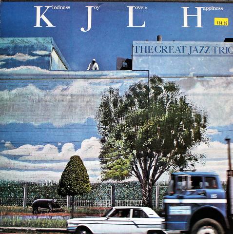 """The Great Jazz Trio Vinyl 12"""""""