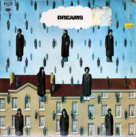 """Dreams Vinyl 12"""""""