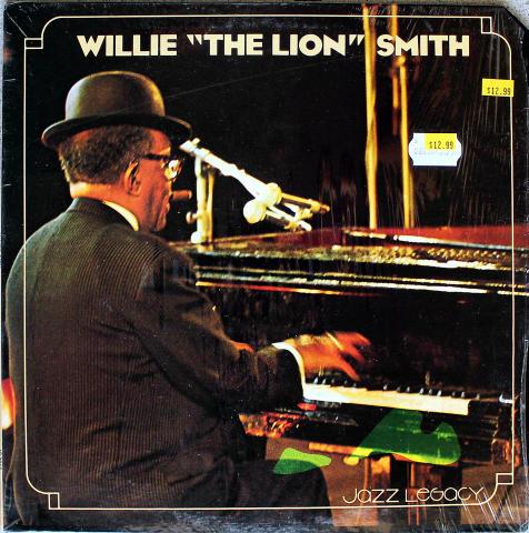 "Willie ""The Lion"" Smith Vinyl 12"""