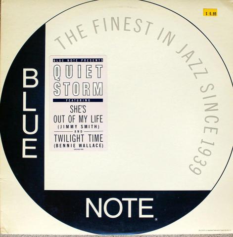 "Quiet Storm The Finest In Jazz Since 1939 Vinyl 12"""