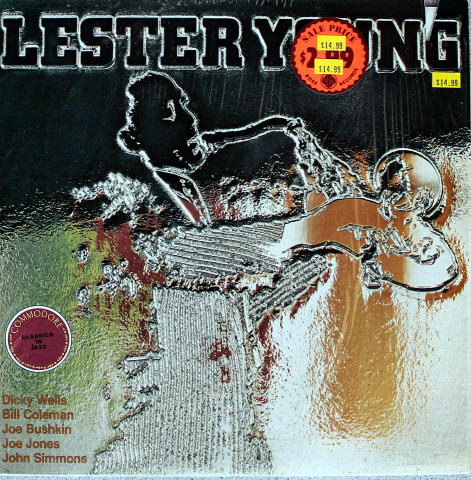 Lester Young Vinyl 12""