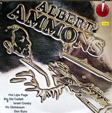 """Albert Ammons Vinyl 12"""""""
