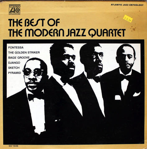 The Modern Jazz Quartet Vinyl 12""