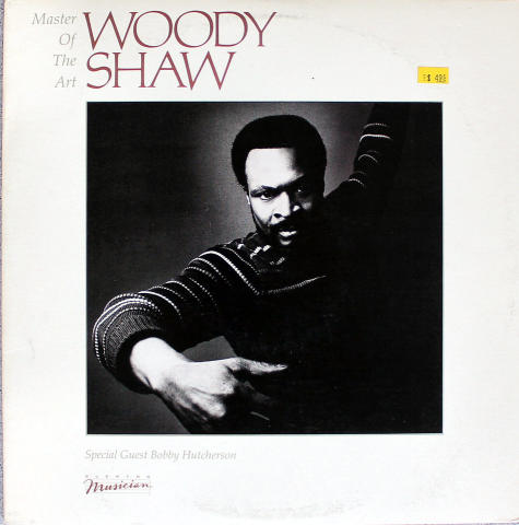 "Woody Shaw Vinyl 12"""