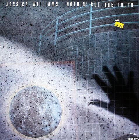 """Jessica Williams Vinyl 12"""""""