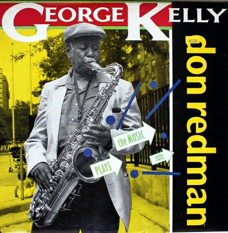 """George Kelly Vinyl 12"""""""