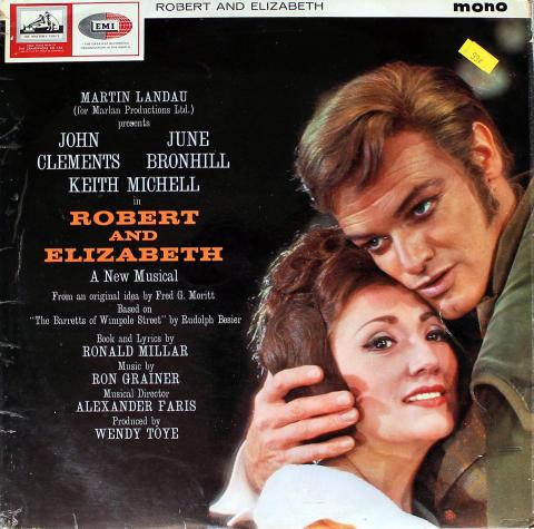 """Robert And Elizabeth Vinyl 12"""""""
