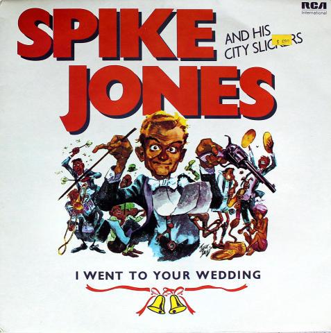 """Spike Jones And His City Slickers Vinyl 12"""""""