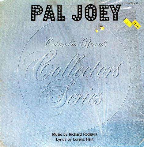 "Collector's Series: Pal Joey Vinyl 12"""