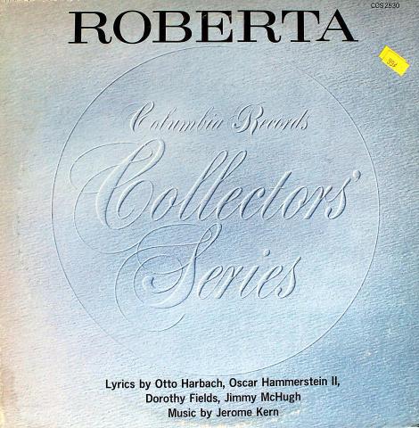 """Collector's Series: Roberta Vinyl 12"""""""