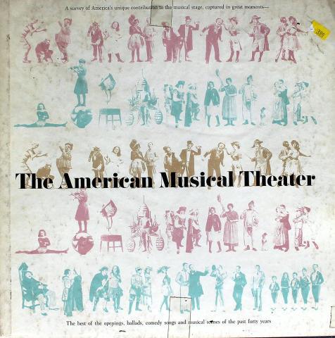 "The American Musical Theatre Vinyl 12"""