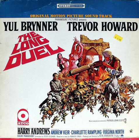 "The Long Duel Vinyl 12"""